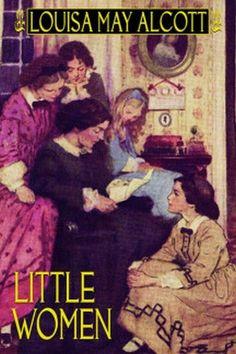 Little Women, by Louisa May Alcott (Hardcover)