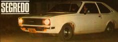OG | Ford (do Brasil) Corcel Mk2 Two-door | Prototype D dated 1976