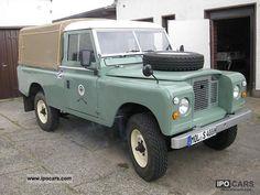 1970 Land Rover Leyland Defender 2 Off-road Vehicle/Pickup Truck
