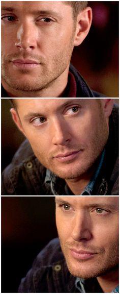 Dean - 10x02 Reichenbach - I may not live through Season 10... just sayin'...
