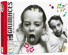 Grimaces memory card game is a nutty, fun game. then prove that you have mastered the subtle art of the grimace: 3 conditions for being the Fun Card Games, Card Games For Kids, Playing Card Games, Art Therapy Activities, Fun Activities, Plan Toys, Memory Games, Natural Baby, Funny Faces