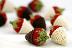 Bildergebnis für knitting fruit