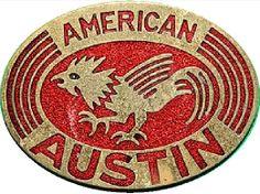 Hood Emblem Of American Austin Bantam Hood Ornaments