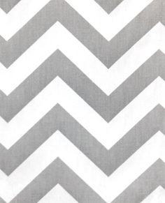 Zig Zag Storm / Twill Fabric @Bailey Stenzel - would be perfect for the curtains in your nursery!