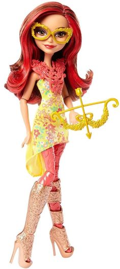 """glassslippers-and-tinywhiskers: """"So Ever After High Dolls on Facebook just posted these. Thoughts? """" Whars Coopid?"""