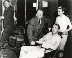 Behind the scenes on Rear Window this was a Thriller .... no monsters but it scared the --- out of you!!!!