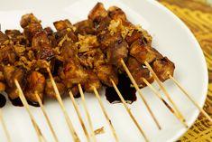 De enige chte sat Zie link in bio voor het Healthy Dessert Recipes, Dinner Recipes, Beef Satay, Snack Platter, Good Food, Yummy Food, Tasty, Asian Recipes, Ethnic Recipes