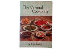 $45 - The Oriental Cookbook