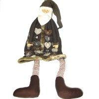 Le Forge Fabric Santa Advent Hanger Lge$118.90
