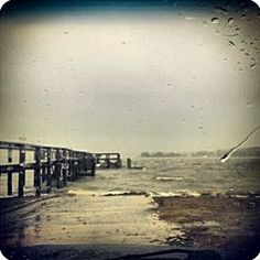 Kentmore park, Maryland - I spent many hours on that pier fishing and crabbing with my Grandfather, Uncles and Cousins.