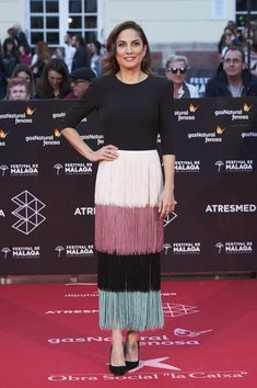 Actress Toni Acosta attends the Malaga Sur award ceremony during the 21th  Malaga Film Festival at 14736f45c165