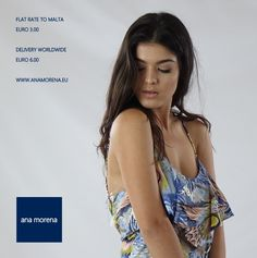 Shop online with ana morena or visit our stores in Paola, B'kara, Hamrun and Valletta. www.anamorena.eu