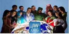 we are big JW family Psalm 133:1