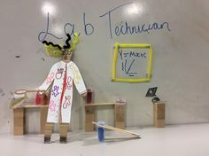 Shahida, Naheed, Hana and Maryam yo), Ellen Wilkinson School for Girls, Lab Technician Photo Competition, Hana, Shit Happens, School, Girls, Toddler Girls, Daughters, Maids