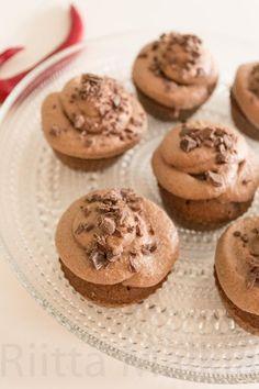Hirsitalon keittiössä: Vappubrunssi osa 7: Suklaa-appelsiinichilimuffinss... Chili, Cookies, Desserts, Food, Crack Crackers, Tailgate Desserts, Deserts, Chile, Chilis