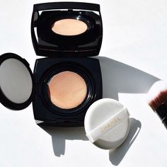 Les Beiges Belle Mine di CHANEL #makeup #foundation