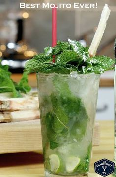 Mix the Best Mojito Cocktail Cocktail Videos, Cocktail Recipes, Cocktails, Mojito Cocktail, Cooking Videos, Celery, Good Things, Vegetables, Tv