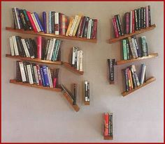 Amazing Bookshelves