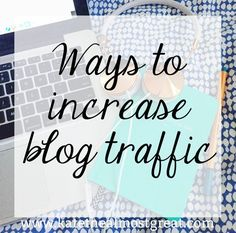 The different ways I increased my blog traffic in January