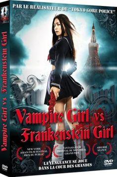 Vampire girl Vs Frankenstein girl • Yoshihiro Nishimura