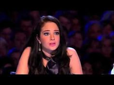 """Some of the most emotional moments on the X Factor UK. Dany Evans - """"Sometimes When We Touch"""" by Dan Hill Lucy Spraggan - """"Tea and Toast"""" by Lucy Sprag. Britain's Got Talent, Happy Gif, Beautiful Voice, My Opinions, Close To My Heart, Reality Tv, Factors, Paul Potts, The Voice"""