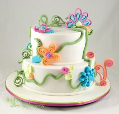 Image result for quilling cake ideas