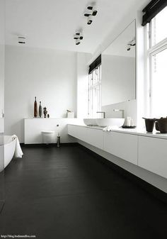 http://bodieandfou.blogspot.com/ BLACK FLOORBOARDS, INTERIOR DESIGN