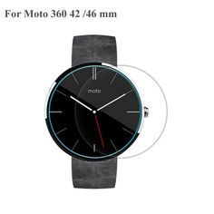 Tempered Glass For Motorola MOTO 360 Screen Protector Smart Watch 2nd Gen 2015 42 (34mm) 46 mm (38mm) Toughened Protective Film