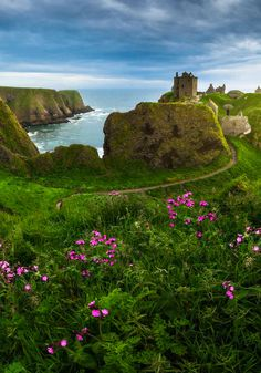 Castle of Dunnotar,Stonehaven, Aberdeenshire, Escocia Scotland Castles, Scottish Castles, Scotland Uk, Formations Rocheuses, Scotland Landscape, Highlands, Places To See, Travel Photos, Monument Valley