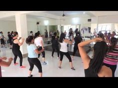 ZUMBA® REGGAETON with Jeny Lalchan - YouTube