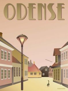 ViSSEVASSE Plakat - ODENSE Ælllingen