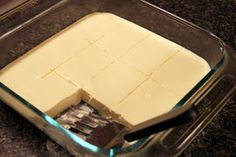scratch-made wife: Low-Carb Cheesecake Squares