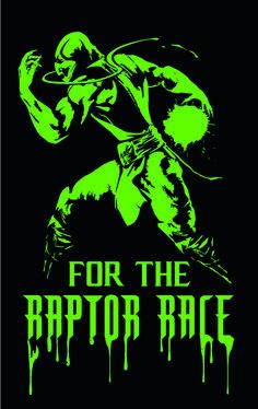 Рептилия (reptile). Персонаж Мортал Комбат (mortal kombat, смертельная битва). Представитель рассы рапторов (raptor).