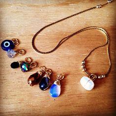 Varios Pendant Necklace, Jewelry, Jewlery, Jewels, Jewerly, Jewelery, Drop Necklace, Accessories