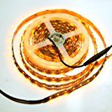LED Strip None Water Proof 8ft Flexable (Yellow)