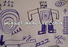 miguel angel recoba - obra mixta