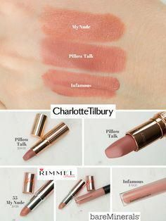 Lipstick dupes 139330182208538585 - Charlotte Tilbury Pillow Talk Dupe Source by Drugstore Makeup Dupes, Beauty Dupes, Makeup Swatches, Beauty Makeup, Drugstore Blush, Beauty Products, Elf Dupes, Skincare Dupes, Makeup Products