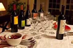 How to organize a low key no stress wine party including recipes and the wine pairings Wine And Cheese Party, Wine Tasting Party, Food Tasting, Wine Parties, Wine Cheese, Cheese Food, Low Key, Alcohol, Stress