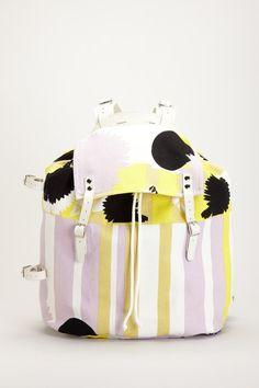 the prints/Diane von Furstenberg Backpack Back Bag, Tote Backpack, Fashion Kids, Evening Bags, Diane Von Furstenberg, Purses And Bags, Satchel, Fashion Accessories, Backpacks