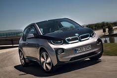 2014 BMW i3 - Car HD Wallpaper
