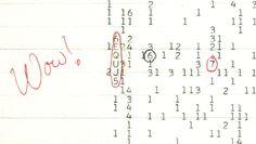 ❝ No fueron extraterrestres, resuelven el misterio de la Señal Wow! 40 años después ❞ ↪ Vía: proZesa