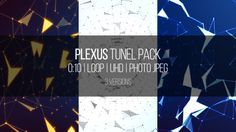 Plexus Tunel Background #AlexKenig, #Background, #Blue, #Bright, #Cinematic, #Clean, #Elegant, #Gold, #Light, #Loop, #Network, #Plexus, #Polygonal, #Portal, #Tunel https://goo.gl/kXcmXx