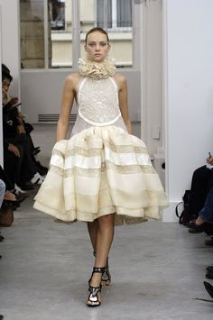 Balenciaga by Nicolas Ghesquiere, S/S 2006 Collection Maison Balenciaga @ Marcio Madeira / Zeppelin. Marie-Antoinette Meets Vivienne Westwood: The 18th Century Back in Fashion at Versailles | The Huffington Post