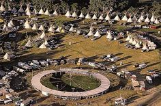 Crow Fair in Montana. Crow Nation. There is nothing more fun than going to the Pow Wow meetings in the summer in Montana.  Two of the highlights are the ancient and sacred dances and watching the bareback horse races.