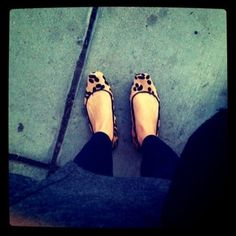 I still crave these shoes for the fall.