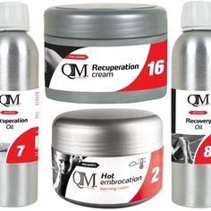 QM Sports Care - Products for Tinkoff
