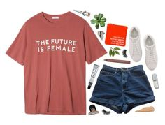 """""""Set 934 ft. I'M BACK!"""" by yen-and-len ❤ liked on Polyvore featuring American Apparel, StyleNanda, By Rosie Jane, Styli-Style, About Face Designs, Fendi, Hourglass Cosmetics, Bobbi Brown Cosmetics and Benefit"""