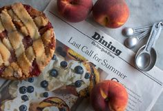Time to go apple picking! #fall #autumn #apples #pie #foodstyling