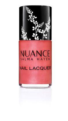 Nuance Salma Hayek Nail Polish