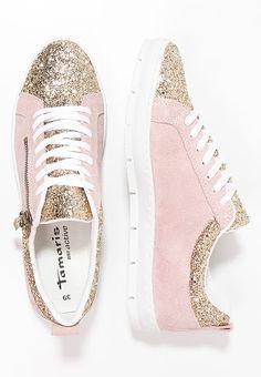 6bf65f00b96 Auf diese Sneaker hast du sehnsüchtig gewartet. Tamaris Sneaker low - light  pink für 55